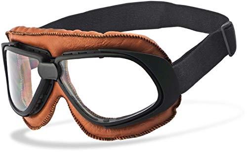 Helly® – No.1 Bikereyes®   beschlagfrei, winddicht   HLT® Kunststoff-Sicherheitsglas nach DIN EN 166   Motorradbrille…
