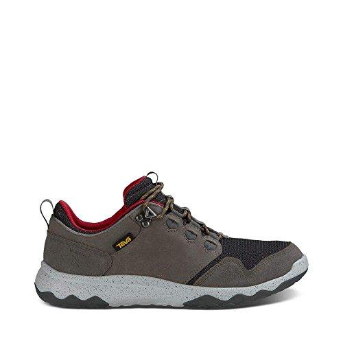 Teva Men's M Arrowood Waterproof Hiking Shoe,Grey,11 M US (Sneakers Waterproof)