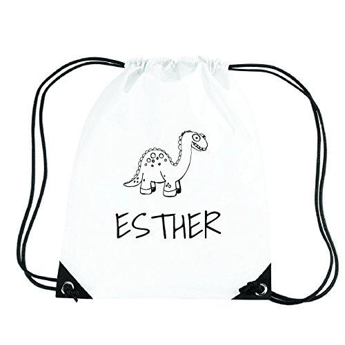 JOllipets ESTHER Turnbeutel Sport Tasche PGYM5333 Design: Dinosaurier Dino