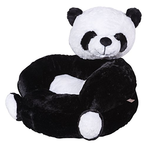 (Trend Lab Children's Plush Panda Character Chair)