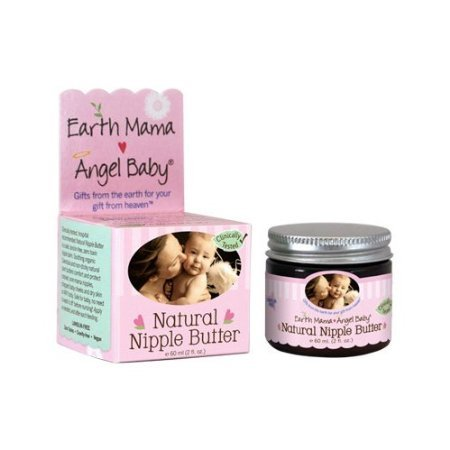 Natural Nipple Butter - 2 oz