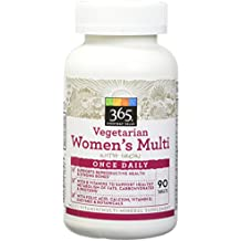 365 Everyday Value, Women's Multi Once Daily, 90 ct