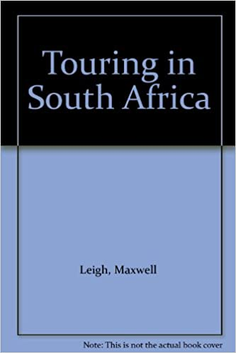 Download online Touring in South Africa PDF, azw (Kindle)