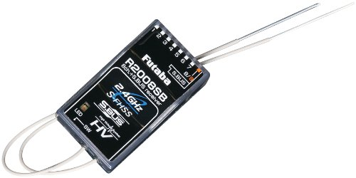Futaba R2008SB 8-Channel 2.4GHz S-FHSS Receiver