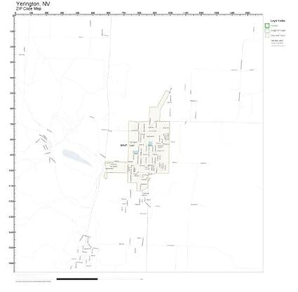 Amazon.com: ZIP Code Wall Map of Yerington, NV ZIP Code Map ... on alamo nv map, winnemucca nv map, california nv map, summerlin south nv map, mound house nv map, vya nv map, needles nv map, las vegas nv map, stead nv map, silver peak nv map, gardnerville nv map, mason valley nv map, coyote springs nv map, st. george nv map, reno nv map, panaca nv map, valley of fire nv map, kingston nv map, duckwater nv map, pahrump nv map,