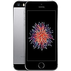 Apple iPhone SE 64 GB Unlocked, Space Gray (Certified Refurbished)