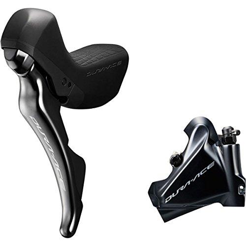 Shimano Dura-Ace ST-R9120 Hydraulic STI Lever & Disc Brake Caliper Black, Right/Rear