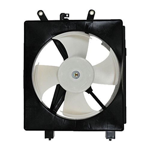 A/c Radiator Cooling Fan (AC A/C Condenser Radiator Cooling Fan Assembly for Honda Civic)
