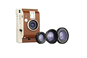 Lomography Lomo'Instant San Remo Plus + 3 Lenses - Instant Film Camera