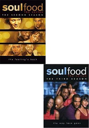 Nicole Ari Parker And Boris Kodjoe Soul Food