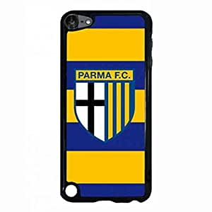 Protective iPod touch 5th Phone Back Funda,High-Resolution Parma Football Club Spa Logo Funda for iPod touch 5th