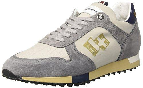 Grigio DAcquasparta Cosimo U600 Gp a Uomo Collo Sneaker Basso naYrCqaw