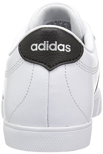 Women's Courtset Silver Adidas W White Black Matte NEO x00wA5