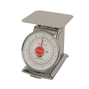 Escali Mercado Dial Scale with Plate - 11 Pounds