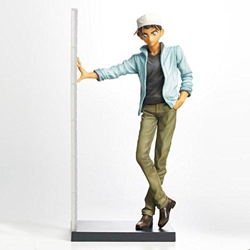 (Union Creative Case Closed Detective Conan chara-ani limited edition Heiji Hattori Multi stand ver. Non-Scale PVC Figure )