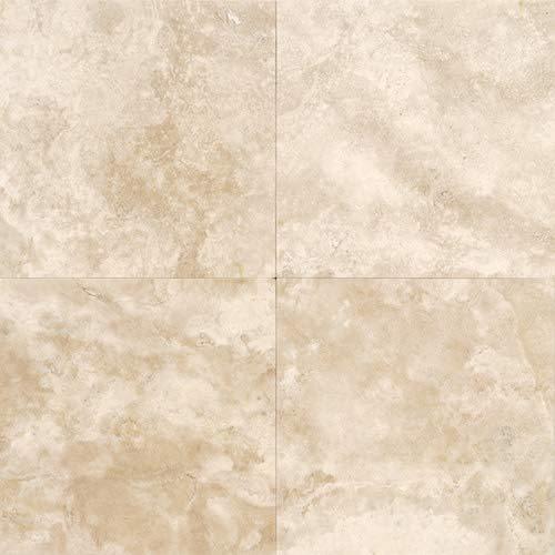 Dal-Tile T7111212TS1P Travertine Tile Torreon Cross Cut Tumbled (TS0112121P) 12 x 24