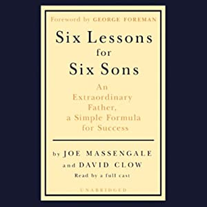 Six Lessons for Six Sons Audiobook
