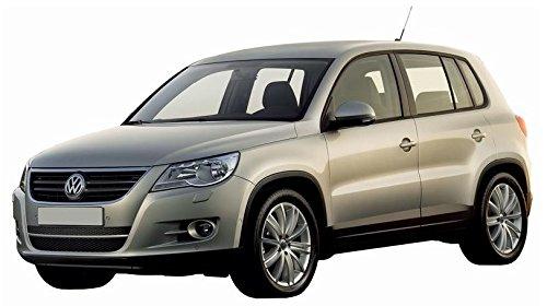 Dé flecteurs VW TIGUAN, G + D 2007-2015, avant, 2 pcs, 5-portes HEKO