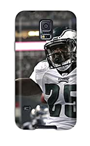 New Style Tpu S5 Protective Case Cover/ Galaxy Case - Philadelphia Eagles