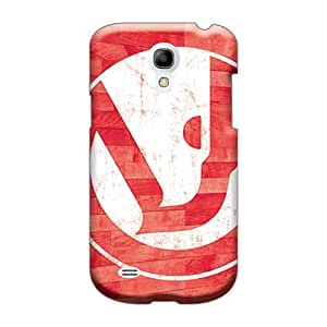 Scratch Protection Hard Phone Cover For Samsung Galaxy S4 Mini (Wmx11089MHzZ) Unique Design HD Atlanta Hawks Pictures