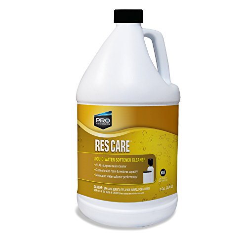 ResCare RK41N All-Purpose Water Softener Cleaner, Maintain Your Water Filtration System (Water Softener Manual)