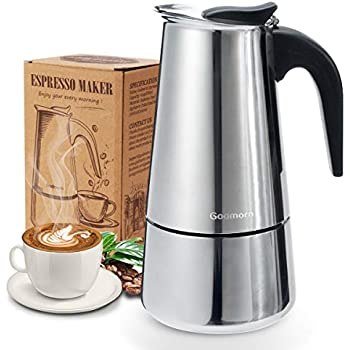 Amazon.com: Bialetti Venus Induction 4 Cup Espresso Coffee ...