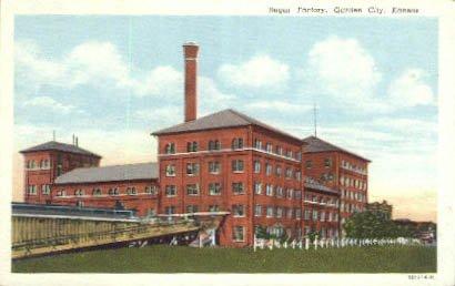 Garden City, Kansas, Postcard from Old Postcards