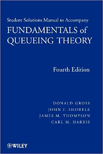 Amazon solutions manual to accompany fundamentals of queueing solutions manual to accompany fundamentals of queueing theory 4e 4th edition fandeluxe Image collections