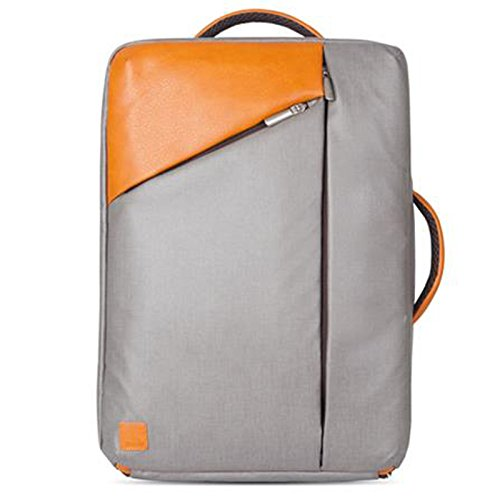 Moshi Venturo Backpack - Fits up to 15'' Laptop - Titanium Gray - 99MO077701 by Moshi