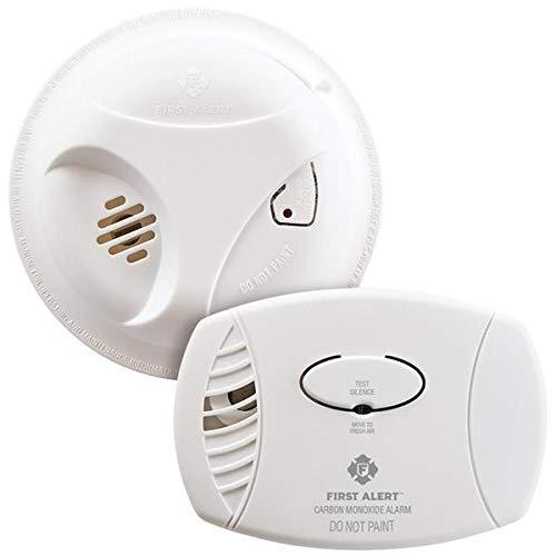First Alert FAT1039879 Smoke  & Carbon Monoxide  Detector Co