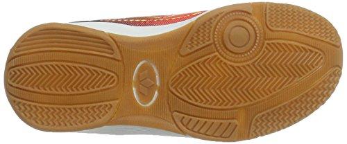 Lico Rockfield V, Zapatillas de Balonmano Unisex Niños Naranja (Orange/schwarz/lemon)