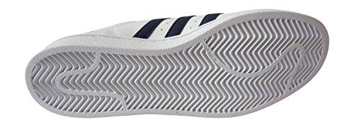 Adidas Originaler Herre Sneakers Superstjerne Ray Blå S75881 Hvid l3wAHS282