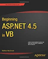 Beginning ASP.NET 4.5 in VB Front Cover