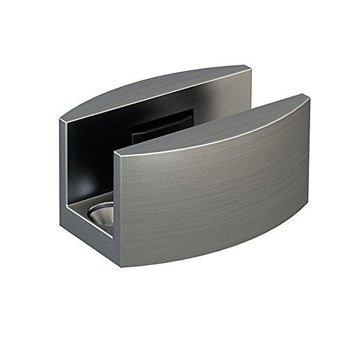 Stainless Steel Floor Guide for Frameless Sliding Glass Door