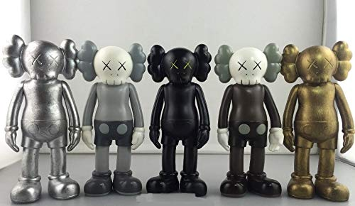 FidgetGear 1pc 8 Inch Originalfake KAWS Dissected Companion Figure Without Original Box 5PC from FidgetGear