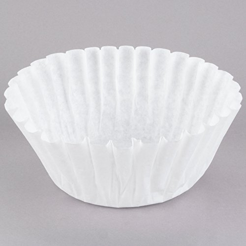 Grindmaster ABB2.0WP 14'' x 6'' Coffee Filter for ABB20SS Gourmet Shuttle Coffee Brewer Basket - 500/Case by Grindmaster