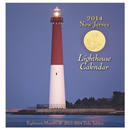 New Jersey Lighthouse Calendar 2014