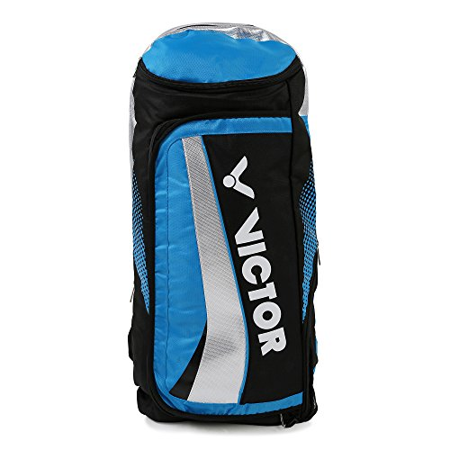VICTOR BR 7801 Badminton Backpack in 4 Different Color  2Pcs Racket Storage Space