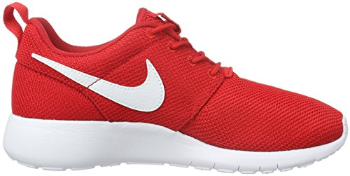 35 Black Mixte Red Roshe de Chaussures EU 5 White Running Nike White Enfant 605 Red GS One University Varsity Rot Noir Green Shoe Classic qan0vw