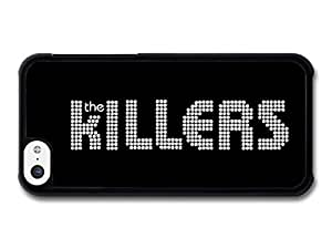 The Killers Band Logo Black and White case for iPhone 5C