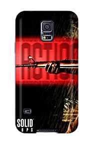 New Cute Funny Metal Gear Video Game Other Case Cover/ Galaxy S5 Case Cover