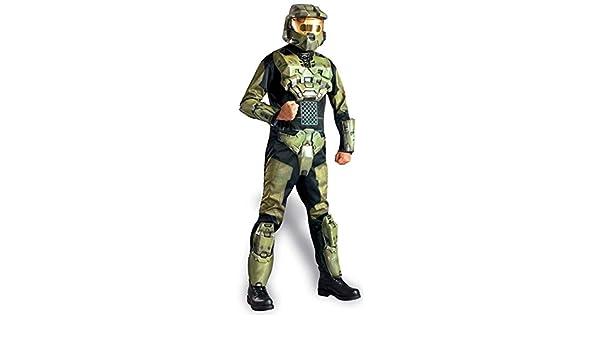 Halo 3 Deluxe Costume XL: Amazon.es: Juguetes y juegos