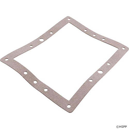 Front Skimmer (Pentair American Products Admiral Skimmer 10 Hole Front Gasket S15 81111800 ;supply_by_spapartshop)