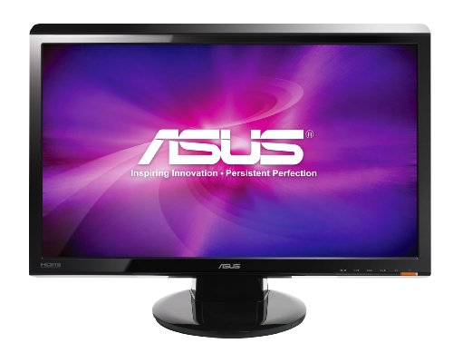 (Asus VH242H 23.6-Inch Full-HD LCD Monitor with Integrated Speakers)