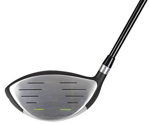 Pinemeadow Golf 12356 Pinemeadow PGX 500 Driver (Men's, Right Hand, Graphite, Regular)
