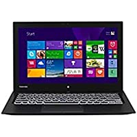 Toshiba Portege Z20t-B2110 12.5 Touchscreen LCD 2 in 1 Ultrabook - Intel Core M 5Y51 Dual-core (2 Core) 1.10 GHz - 4 GB DDR3L SDRAM - 128 GB SSD - Windows 7 Professional (Certified Refurbished)