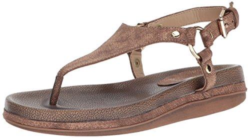 Volatile Women's Aura Sandal Copper 3K0TkAWP