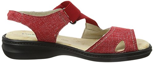 Cheville Sandales Bride Louise 2 Beige Femme Padders Red Rouge RxwvIqtR