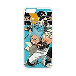 iPhone 6 4.7 Inch Cell Phone Case White Soul Eater Attack M7X2QJ