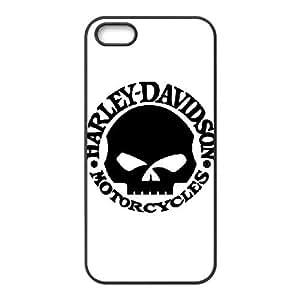iPhone 5 5s Cell Phone Case Black Harley Davidson Vsfx